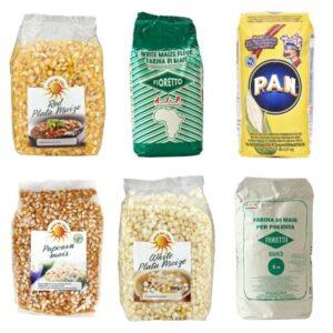 Mais Flor / Yam Flour/ Couscous