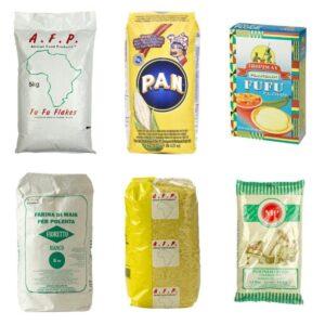 Mehl Produkte