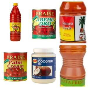 Palmöl, Palmsuppe