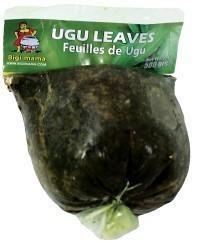 Ugu Leaves – Gold Label Bigi Mama  500g.