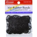 Rubberbands Black 250 pcs.