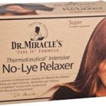 Dr. Miracle`s Relaxer Kit Super.