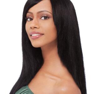100% Human Hair Echthaar Extensions WEAVE Tressen Euro Straight 50cm Premium Too