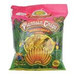 Plantain Chips Tropical Gourmet Extra Sweet 20 x 85 gr. Sparpaket