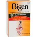 Bigen For Hair Nr.58 Black Brown.