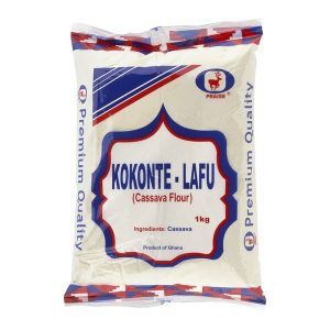 Konkonte Lafu Kassava Mehl 1kg