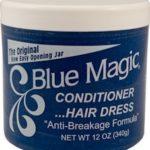 Blue Magic Cond. Hairdress (Blue) 12 oz