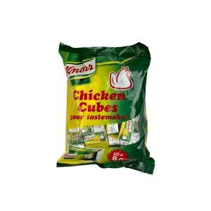 Knorr Cubes Chicken Nigerian  50 x 8 gr.
