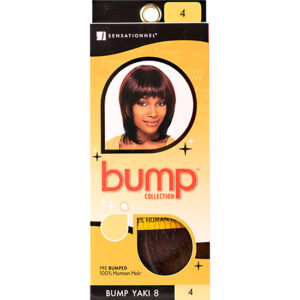 100% Human Hair Weave YAKI