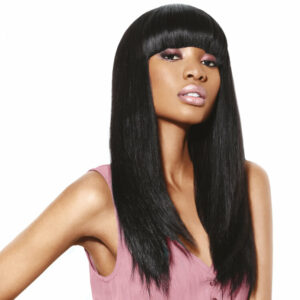 Clip In Fringe Synthetic Hair