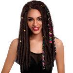 Cro Virgin Locs 22′ Synthetic Crochet Braid