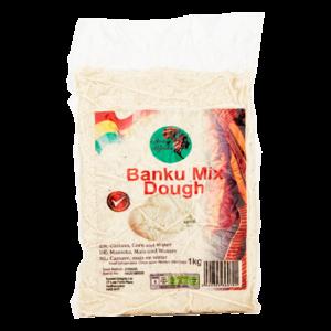 Banku Mix Dough 1Kg