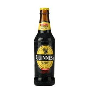 Guinness Export Stout Nigerian 7.5 % 1 x 325 ml.