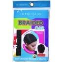 Braided Cap for Weave Crochet Braid & Wig
