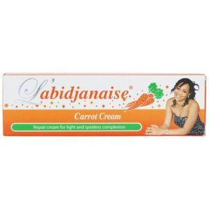 L'abidjanaise Carrot Cream 50ml