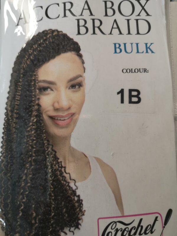 King David Afroshop - Foods & Hair - ACCRA Box Braid Bulk
