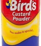 Custard Powder Birds 600 gr.