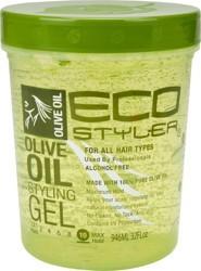 Eco Styler Gel Olive Oil 32 oz.