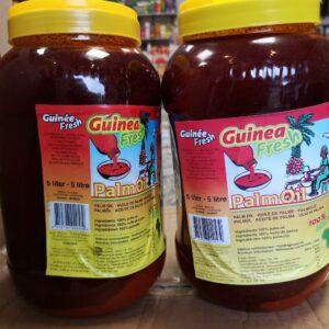 Palmoil Guinéa Fresh 5l