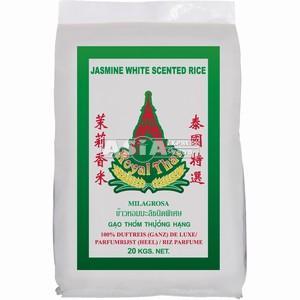 Royal Thai Jasmin Rice 20Kg