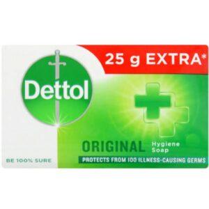Dettol Original Hygiene Soap 175g