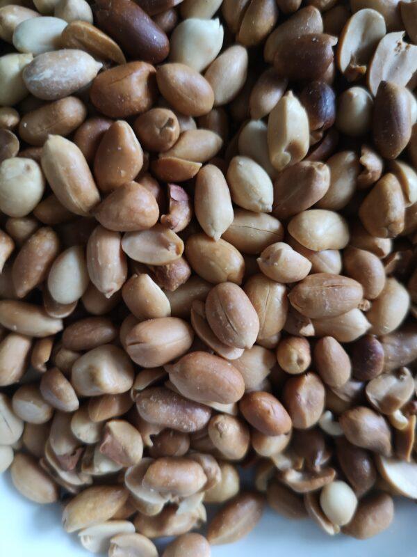 King David Afroshop - Foods & Hair - arrachide grille