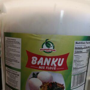Banku Mix Bucket 7kg