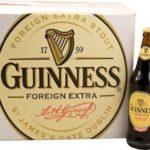 Guinness Export Stout Nigerian 12x600ml