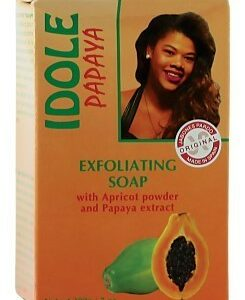 Idole Savon Gommant – Papaya Soap 200 gr. —