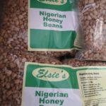 Nigeria Honey Beans 900g