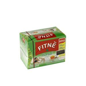 Fitne Herbal Infusion Green Tea 39,75g Sennakrauttee Sennatee (15 sachets x 2,65g)