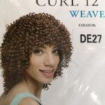Impression Weave Bohemia Curl