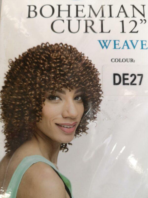 King David Afroshop - Foods & Hair - Bohemian Curl Weave
