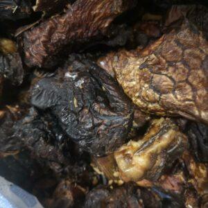 Smoked cat fish steak 250g