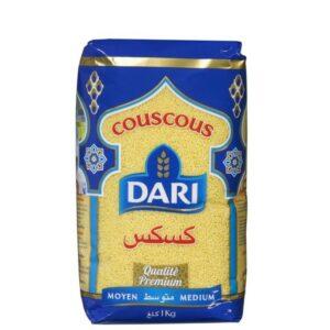 Dari Couscous Medium 1Kg