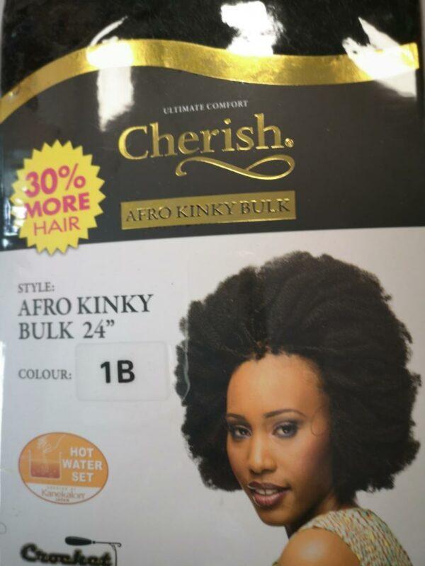 King David Afroshop - Foods & Hair - Afro Kinky Bulk