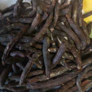 African bush pepper African Pepper Grains of Selim Schwarzer Pfeffer 50g