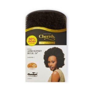 Cherish Bulk Afro Kinky 24′