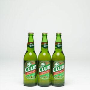 Club beer 1x 625ml