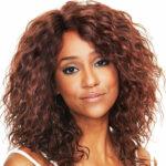 MARSHA SPOTLIGHT HUMAN HAIR  100% LACE FRONT WIG