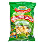 Salted Plantain Chips Tropical Gourmet 150g