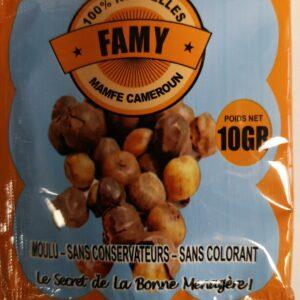 100 % Rondelles Mamfe Cameroun Moulue L'olum, Bobimbi, Country-Onions, Huyomi10g