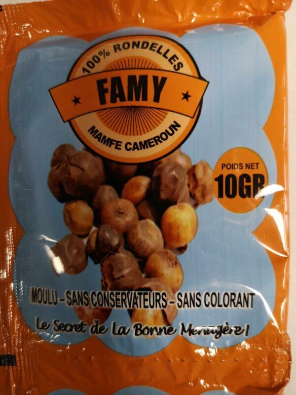 King David Afroshop - Foods & Hair - Rondelle Famy