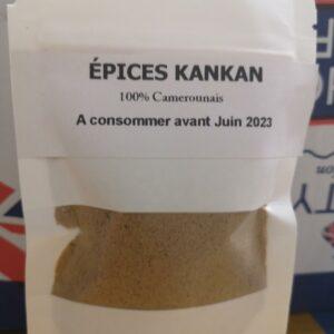 Épices Kankan Marinade aux Épices 100% Camerounais 20g