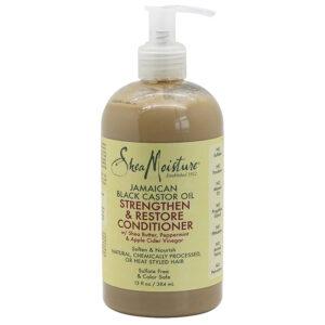 Shea Moisture Jamaican Black Castor Oil Strengthen, Grow & Restore Conditioner 384ml