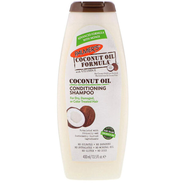 King David Afroshop - Foods & Hair - Coconut Oil Shampoo