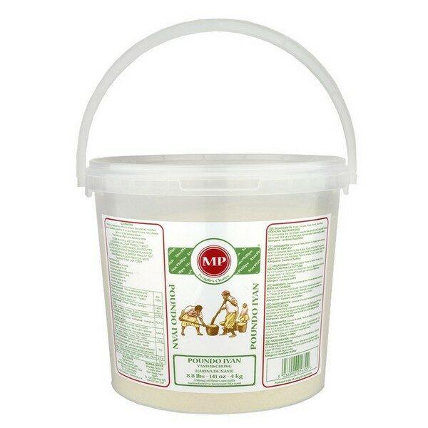 King David Afroshop - Foods & Hair - Pounded Yam 4kg