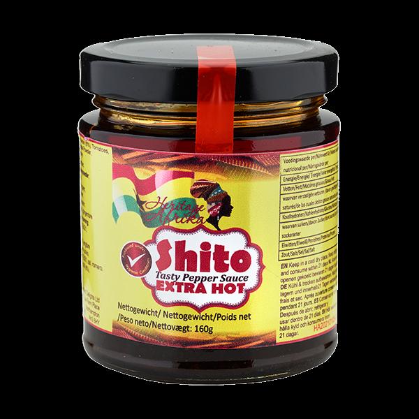 King David Afroshop - Foods & Hair - Heritage Afrika Shito