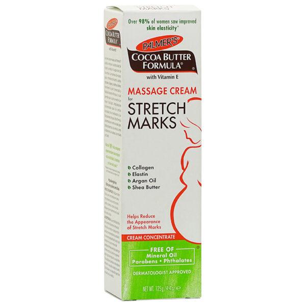 King David Afroshop - Foods & Hair - Stretch Marks Massage Cream