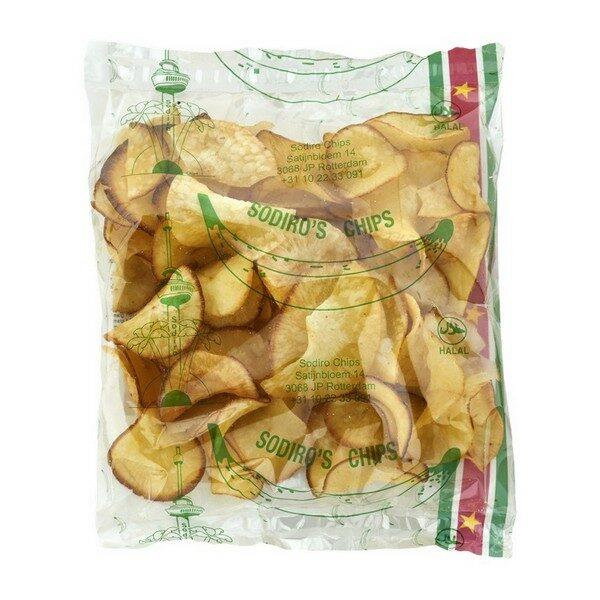 King David Afroshop - Foods & Hair - Sodiros Chips
